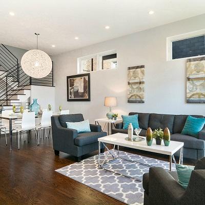 couleur pour agrandir une pice excellent mur gris perle et plafond blanc with couleur pour. Black Bedroom Furniture Sets. Home Design Ideas
